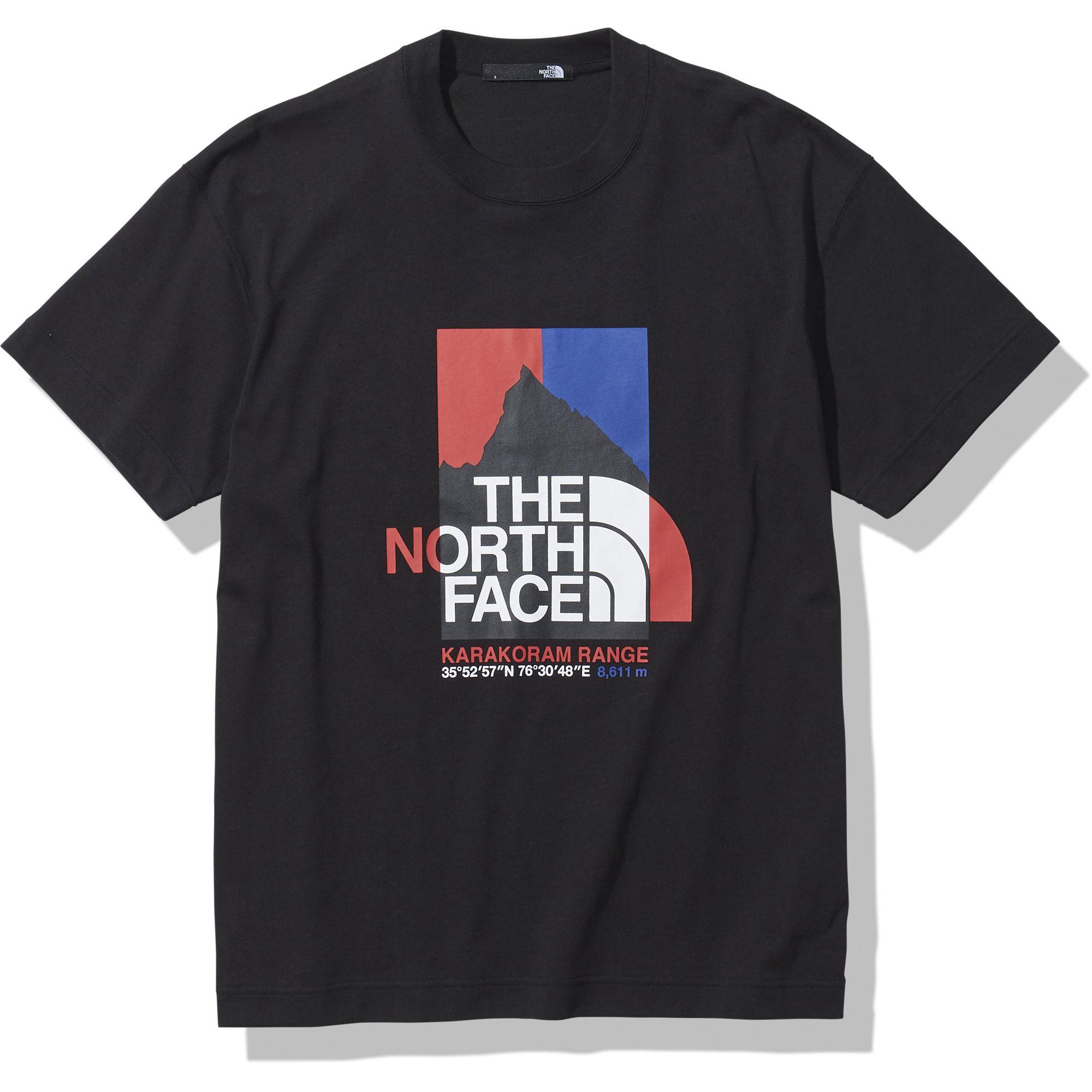 THE NORTH FACEショートスリーブカラコラムレンジティー NT32132